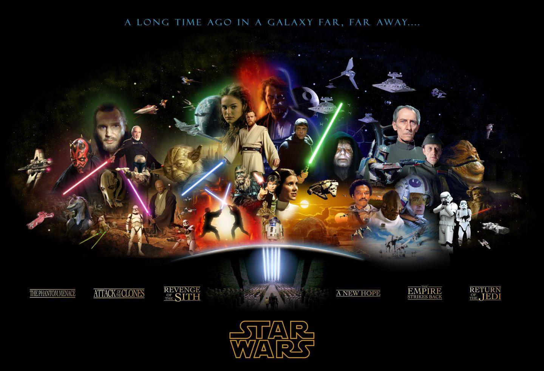 Как звёздные войны заполоняют