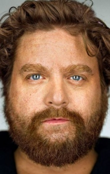 Зак Галифианакис / Zach Galifianakis