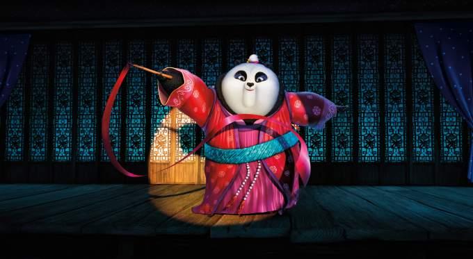 Stream kung fu panda movie