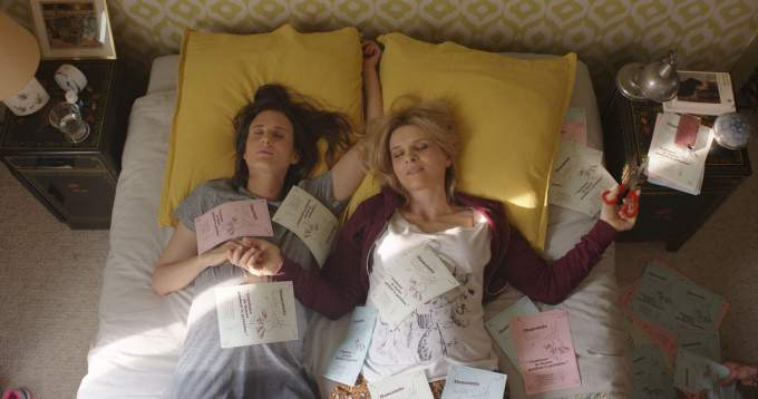 Рецензия на фильм «Дочки-матери / Ой, мамочки» - Две безумные беременности