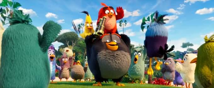 Картинки по запросу Angry Birds у кіно 2