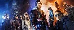 Легенды завтрашнего дня / DC's Legends of Tomorrow (2016) Русский трейлер (Сезон 1) .
