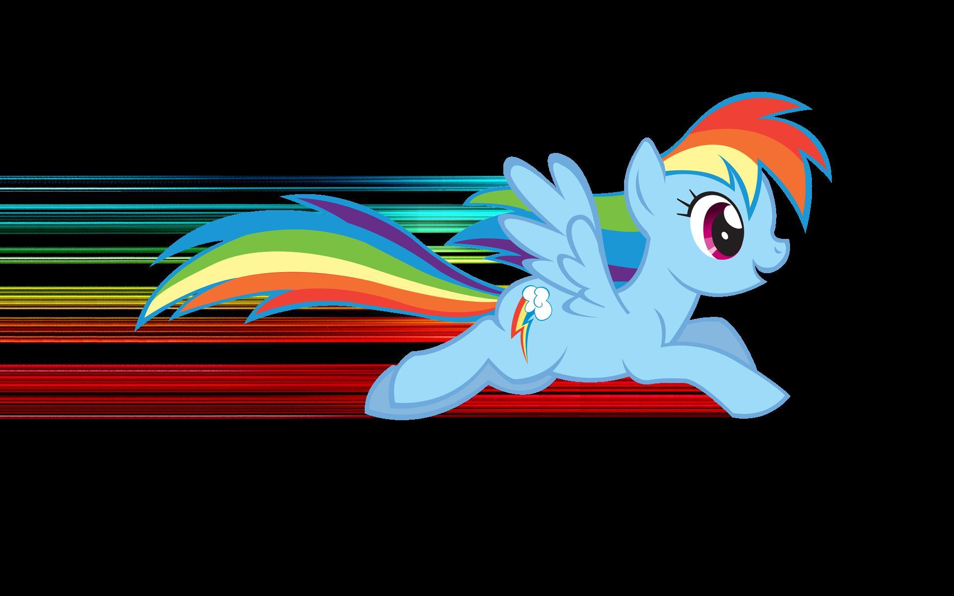 """Коллекция пазлов из картинок с пони Радугой Дэш из сериала  """"Дружба это Чудо """". ... .  Игры Мой маленький пони на сайте..."""