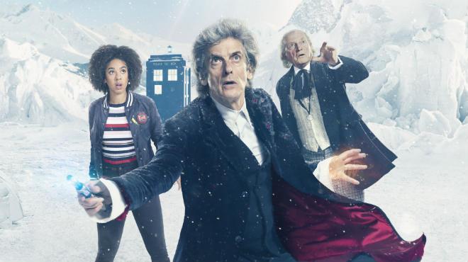 Украинцы увидят рождественскую серию «Доктора Кто» на большом экране