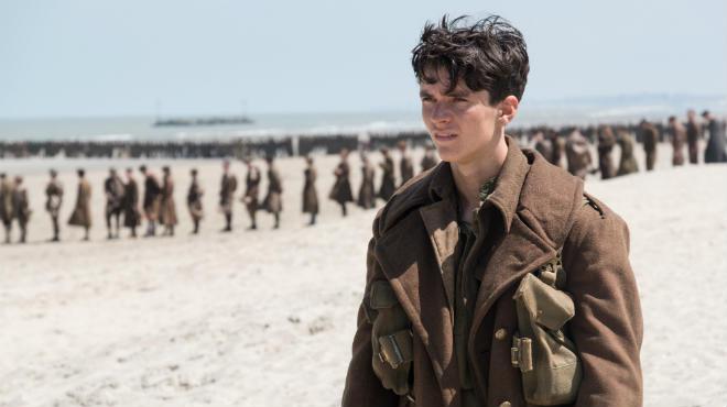 «Дюнкерк» стал самым прибыльным фильмом о Второй мировой