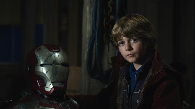 Мальчик из «Железного человека 3» вернется в «Мстителях 4»