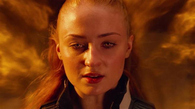 Первый взгляд на Софи Тернер в фильме «Люди Икс: Темный феникс»