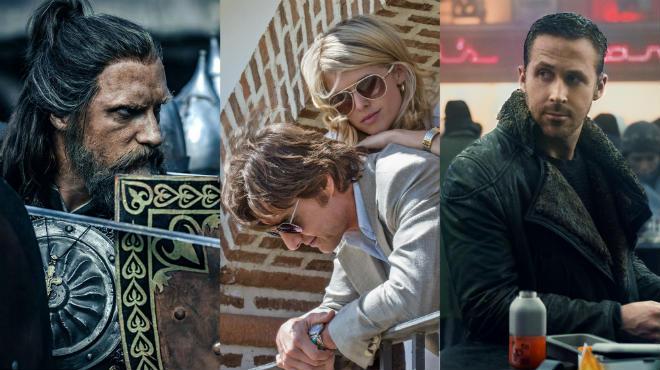 Интересные премьеры октября: «Бегущий по лезвию 2049», «Сторожевая застава» и «Барри Сил»