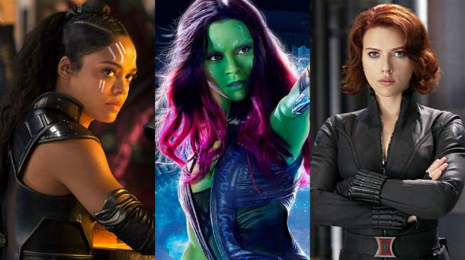 Актрисы Marvel придумали фильм о своих супергероинях