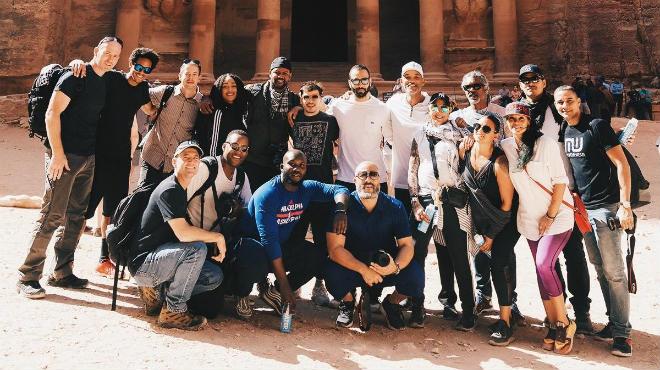 Уилл Смит и команда «Аладдина» завершили съемки в Иордании