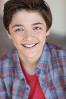 Эшер Энджел (Asher Angel)