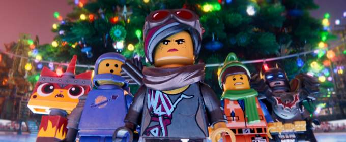 Трейлер Emmet's Holiday Party: A Lego Movie Short