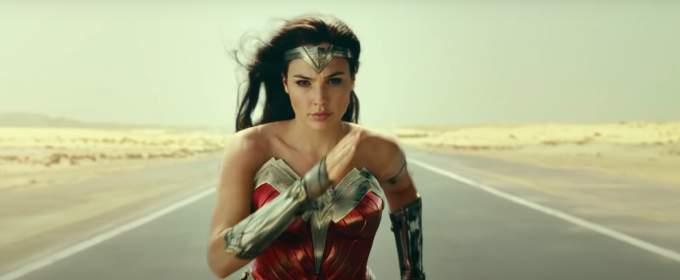 Фильм «Чудо-женщина 1984» уже заработал в мире 85 миллионов долларов